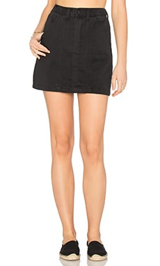 UNIF Prix Skirt in Black