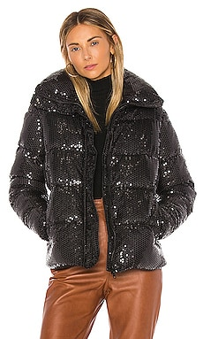 Desire Puffer Jacket Unreal Fur $59 (FINAL SALE)