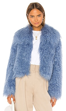 Passages Jacket Unreal Fur $349