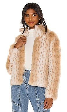 Wild Thing Jacket Unreal Fur $399
