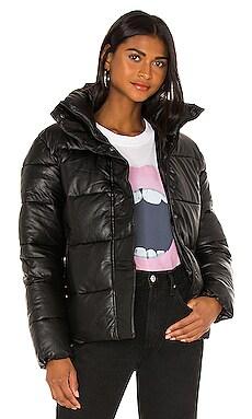 Major Tom Puffer Jacket Unreal Fur $339