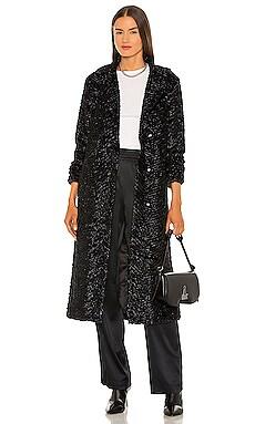 Stardust Coat Unreal Fur $286