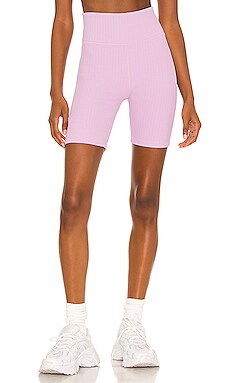 Lilac Jacquard Dance Spin Short THE UPSIDE $110
