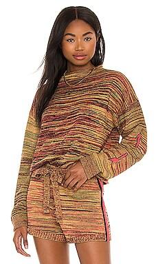 Nitara Knit Sweater THE UPSIDE $150 NEW