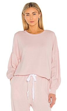 Bella Crew Sweatshirt THE UPSIDE $46 (FINAL SALE)