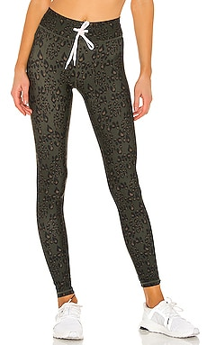 Army Leopard Yoga Pant THE UPSIDE $119