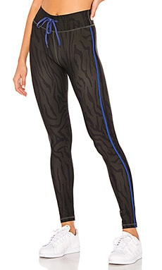Midnight Tiger Yoga Pant THE UPSIDE $60
