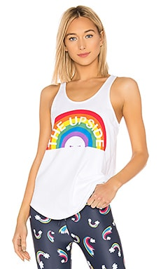 DÉBARDEUR RAINBOW ISSY THE UPSIDE $69
