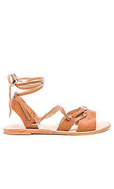 Urge Xena Sandal in Tan