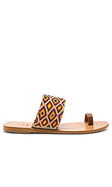 Nimbin Sandal in Bright Multi
