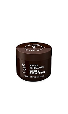 V Rated Natural Wax
