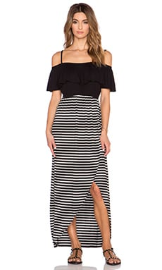 VAVA by Joy Han Valentina Maxi Dress in Black