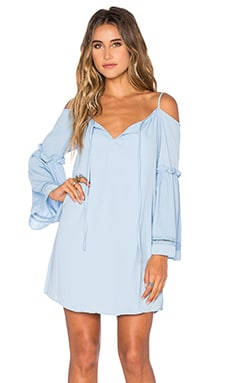 Jayne Dress in Baby Blue