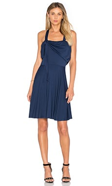 Liliana Dress in Navy