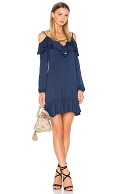 Penny Dress in Navy
