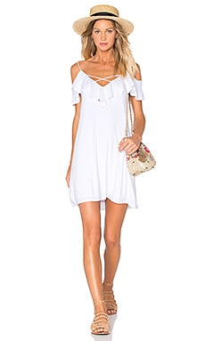 Vali Dress in White
