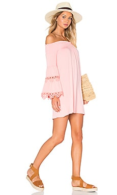 VAVA by Joy Han Bambi Dress in Peach