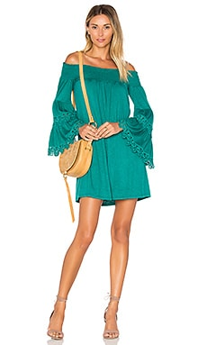 Kaila Dress in Green
