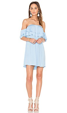 Hera Dress in Baby Blue