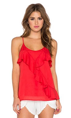 VAVA by Joy Han Joan Tank in Red