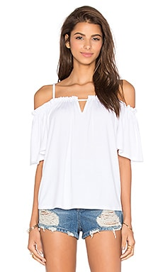 Kaitlin Top in White