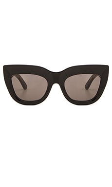 VALLEY EYEWEAR Marmont in Gloss Black Gold Flake & Black