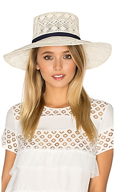Portofino Hat in White