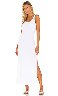 ROBE MI-LONGUE WEST vitamin A $115