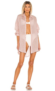Playa Shirt Dress vitamin A $125