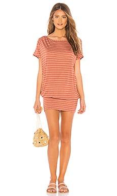 Фото - Платье isla - vitamin A цвет ржавый