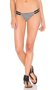 Neutra Hipster Bikini Bottom in Riviera Stripe