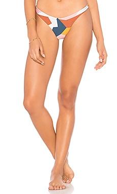 Купить Низ бикини rosie - vitamin A, В бразильском стиле, США, Синий