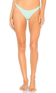 Купить Низ бикини с высоким вырезом california - vitamin A, В бразильском стиле, США, Мята