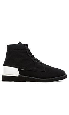 Vans x Publish Brenton Boot SE in Black Black
