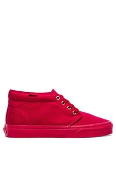 Vans Chukka Boot in Crimson