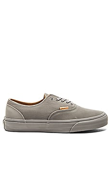 Vans California Era Decon Mono Leather in Frost Gray Rubber