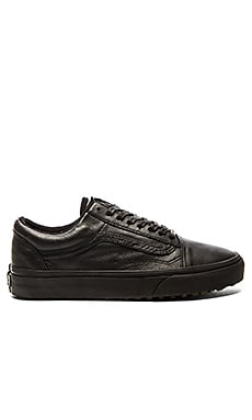 Vans Old Skool MTE in Black Leather