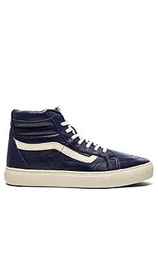 Vans California SK8 Hi Cup Leather in Patriot Blue