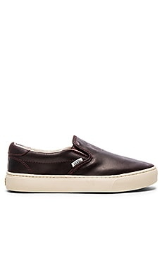 Vans California Slip On Cup in Bitter Chocolate Turtledove