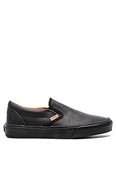 Vans California Classic Slip-On in Black