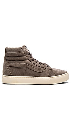 Vans California SK8 Hi Cup in Smoke Turtledove
