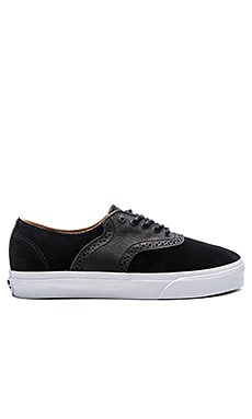 Vans California Spectator Decon in Black