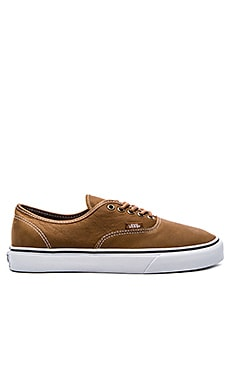 Vans Authentic in Brown Guate
