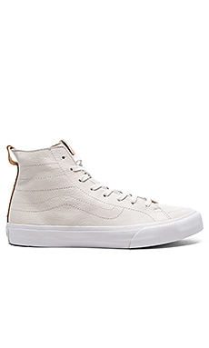 Vans California SK8 Hi Decon in Winter White