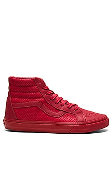 + Sk8 Hi Reissue in Chili Pepper