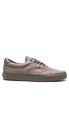 Vans Era 59 Mono T&L in Brushed Nickel