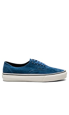 Vans Authentic Decon in Blue Ashes & Blanc de Blanc