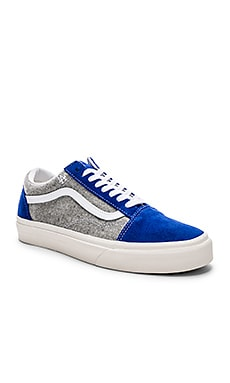 Old Skool Dodgers Vans $70