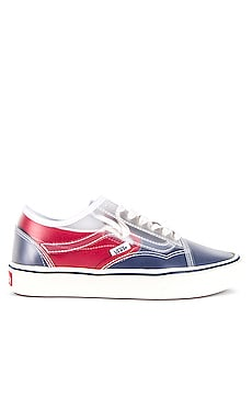 BASKETS BASSES COMFYCUSH Vans $75