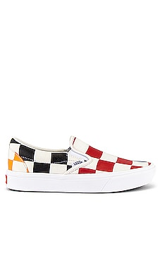 Comfycush Slip-On Vans $46